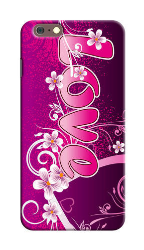 detailed look 69345 b0493 Customized 3d Love Design On Iphone 6/6s Mobile Back Cover