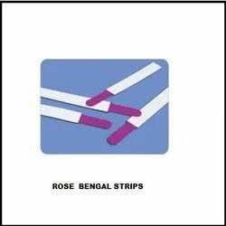 Rose Bengal Strips