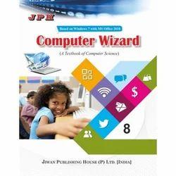 Computer Wizard Class VIII Book