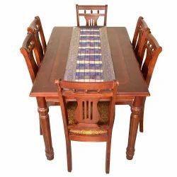 Jacquard Silk Dining Table Runner 113