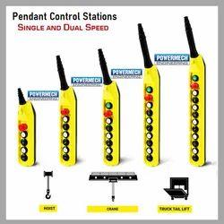 PL Type Pendant Push Button Station