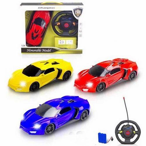 Remote Car Toy र म ट व ल क र At Rs 280 Piece