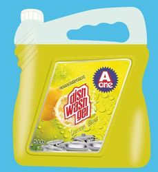 A-One Dish Washing Gel 5Ltr