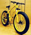 PRIME YELLOW FAT TYRE CYCLE