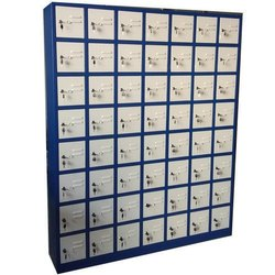 Mild Steel Mobile Lockers