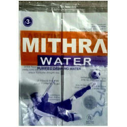Multicolor Water Packaging Pouch
