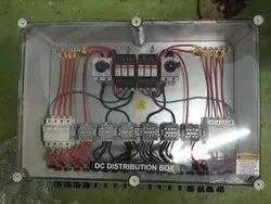 8 : 1 Solar Combiner Box
