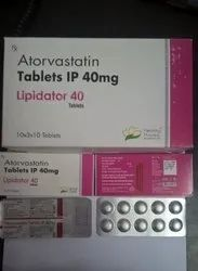 Lipidator 40mg Tablets