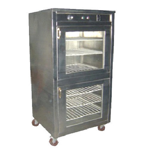 SS Transglobe Commercial Kitchen Hot Case