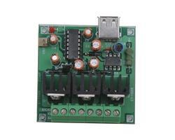 Solar Lithium Battery Charging Board