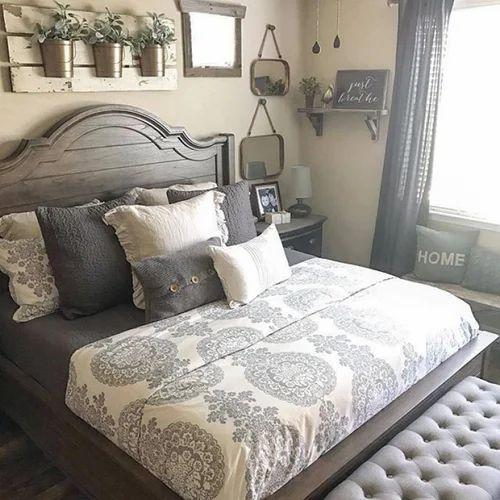 Vintage Headboards Bedroom Bed