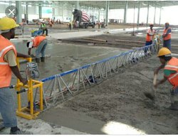 Industrial Truss Screed Flooring Service