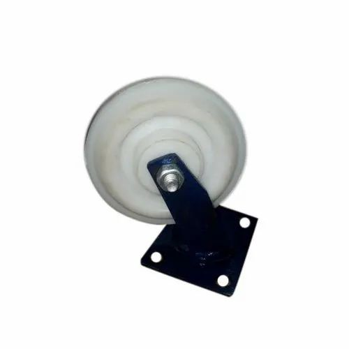 PPCP White Trolley Caster Wheels