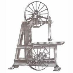 Folding Bandsaw Machine, for Wood Cutting