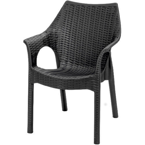 Polyset Rattan Chair, Warranty: 1 Year
