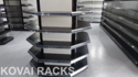 Supermarket Pillar Display Rack