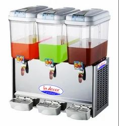 Juice Dispenser  ( 3 Trippale )