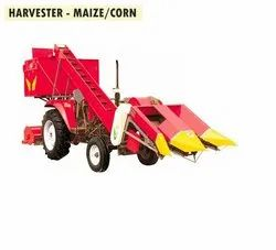 Paddy Tractor Maize Corn Harvester, For Agriculture Harvesting, Capacity: 12 V, 100ah