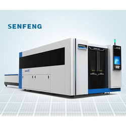 SF2015H High Power Fiber Laser Cutting Machine