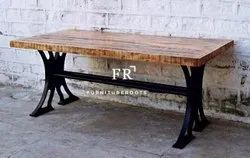 Artisan Pub & Bar Table in Industrial Design for Restaurants, Cafes and Pubs
