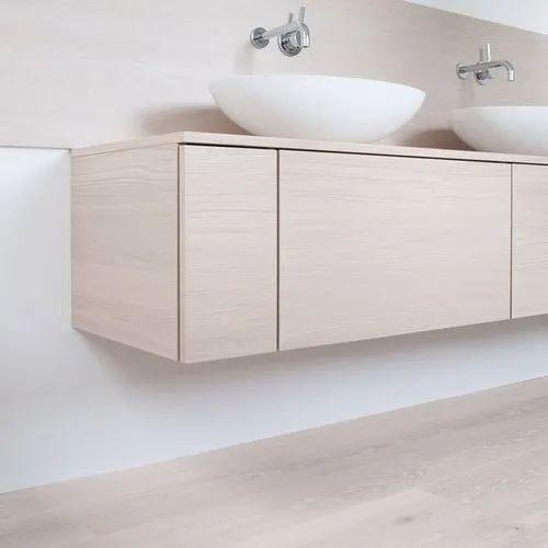 Bathroom Solid Wood Flooring