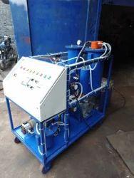 Hydraulic/ Lube Portable Oil Filter Unit