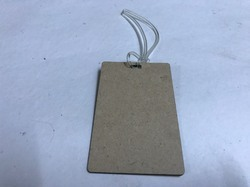Raw Luggage Tag
