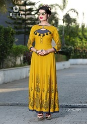 Long Gown Style Kurti