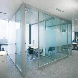 Modular Glass Partitions