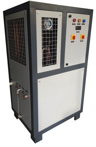 1 To 25 Tr Small Portable Water Chiller, Automatic Grade: Automatic, 1