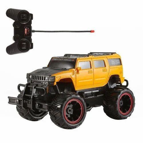 Remote Control Monster Car Toy र म ट क ट र ल