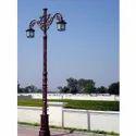 Mild Steel Decorative Poles