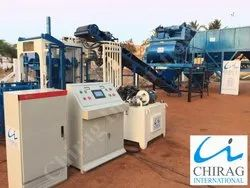 Chirag Fully Automatic Concrete Paving Block Machine