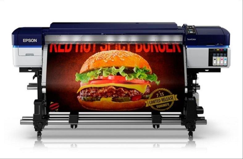 Epson SureColor SC-S40670 64 inch Eco-Solvent Signage Print...