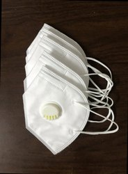White N95 Respirator Face Mask