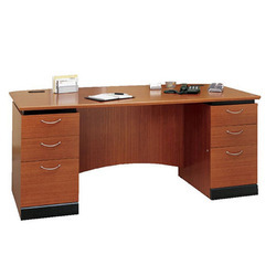 Wooden Office Tables in Kolkata, West Bengal   Wood Office Tables ...
