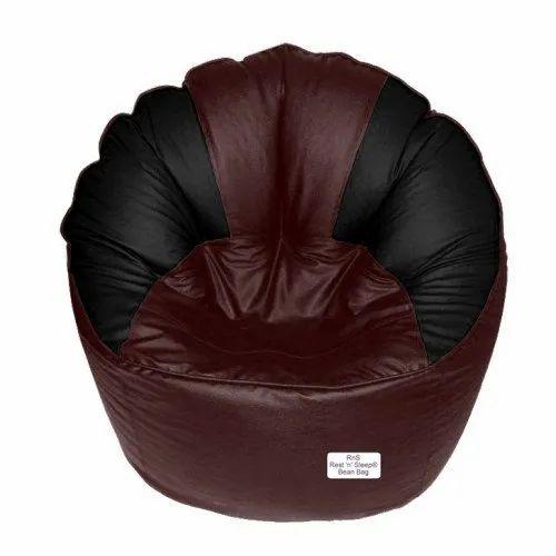Admirable Black Mudda Beans Sofa Chair Beatyapartments Chair Design Images Beatyapartmentscom