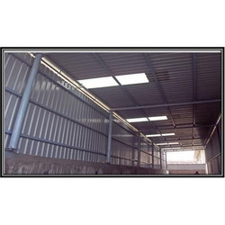 Steel Agricultural Prefabricated Building Shed