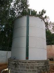 Zincalume Water Storage Tank