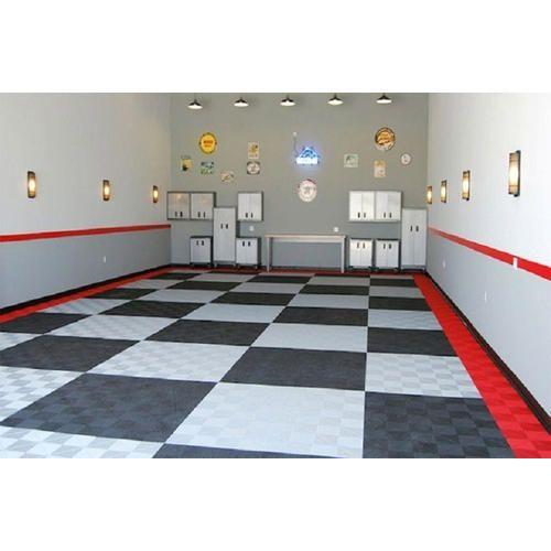 Race Deck Garage Flooring At Rs 120 Square Feet Deck Flooring