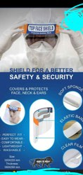 Face Shield (Personal Protection Equipment - PPE)