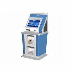 interactive information Kiosk