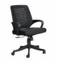 Costilla MB Black Task Chair (VJ-406)