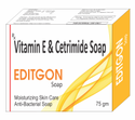 Vitamin e 0.25 % & Glycerin 3% 75 Gm Soap