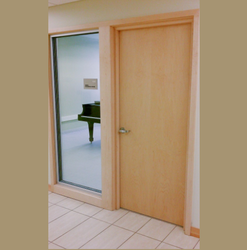Standard Sound Proof Doors