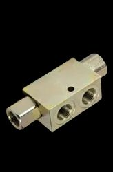 VRDE380 Dual Pilot Operated Check Valve