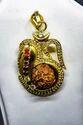 Navratan Rudra Ganesh Pendant