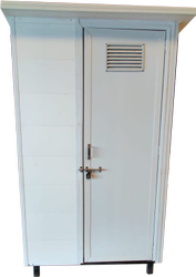 Fabricated Executive Toilet