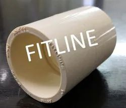 Fitline CPVC Coupler, Nominal Size: 1/2 - 2 inch