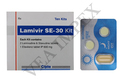Lamivir SE 30 Kit (Lamivudine,Stavudine and Efavirenz Tablets)